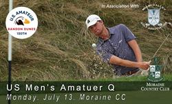 US Men's Am Q @ Moraine CC